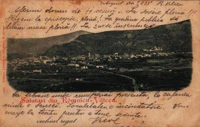 Dealul Capela vazut din afara orasului