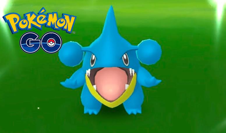 Pokémon GO Gible Dia Comunitário
