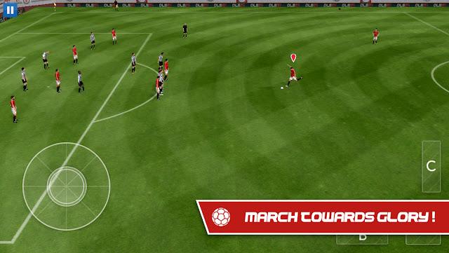 لعبة Dream League Soccer 2016 v3.0.41 مهكرة كاملة للاندرويد