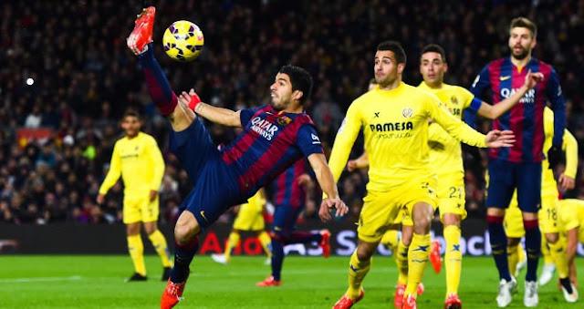 Prediksi Villarreal vs Barcelona Liga Spanyol