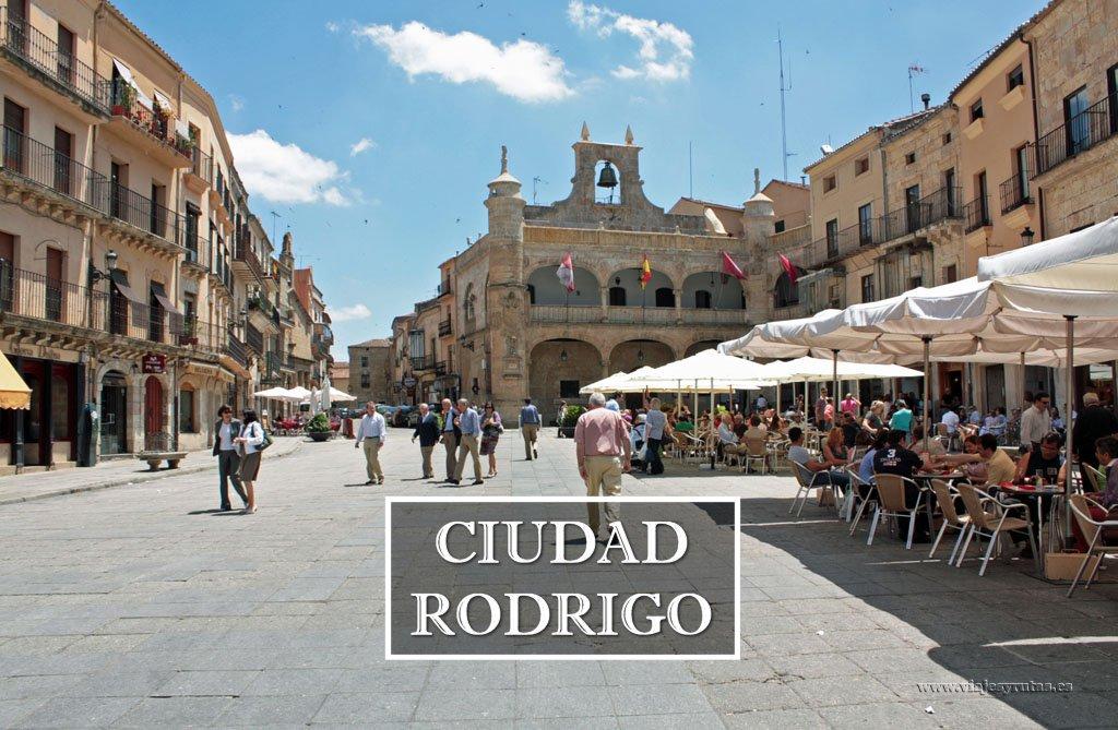 Ciudad Rodrigo, una bella ciudad fortificada de Salamanca