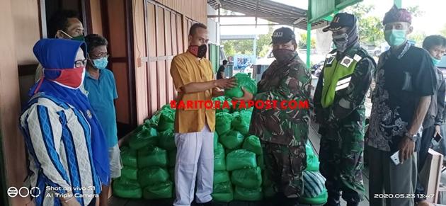 Yayasan Budha Indonesia Bagikan 500 Paket Sembako