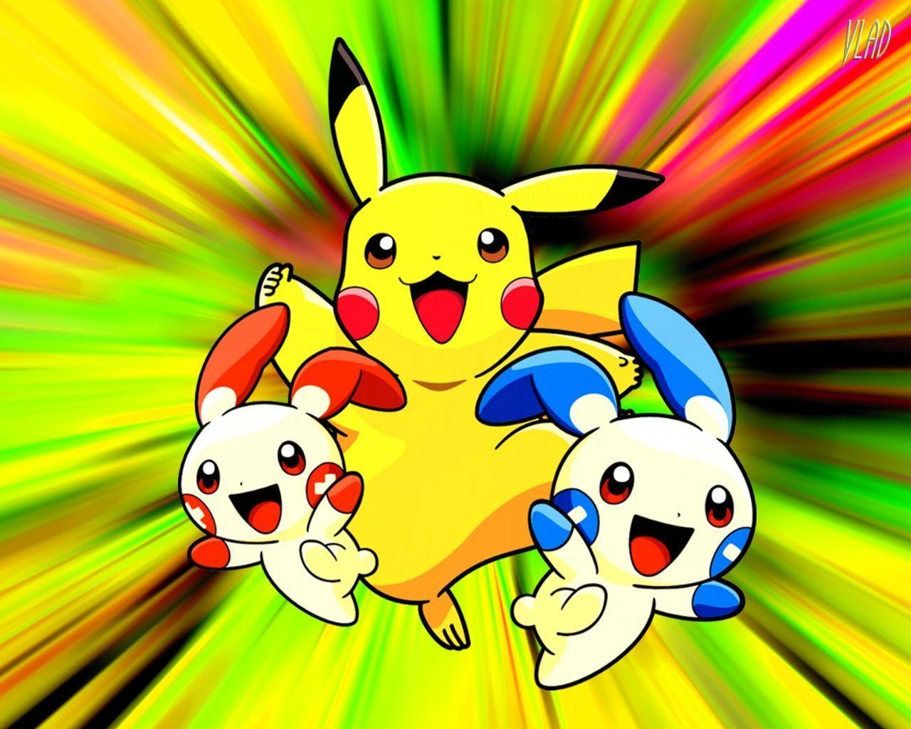32 Pokemon Pikachu Wallpapers Magone 2016