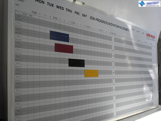 Customized Workplace Bulletin Board Philippines