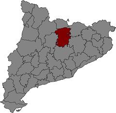 Comarca Berguedà