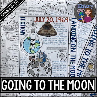 https://www.teacherspayteachers.com/Product/Apollo-11-Moon-Landing-Doodle-Notes-4705631