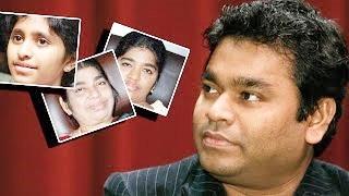 AR Rahman Family Photos / Rare Photos