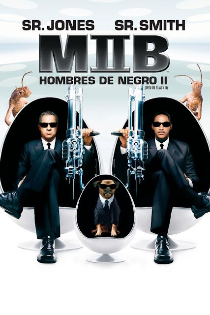 Hombres de Negro 2 - DVDRip - Latino - Portada