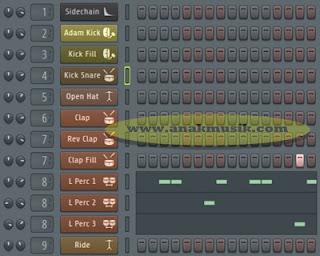 Cara Membuat Bassline Di FL Studio Dengan Mudah