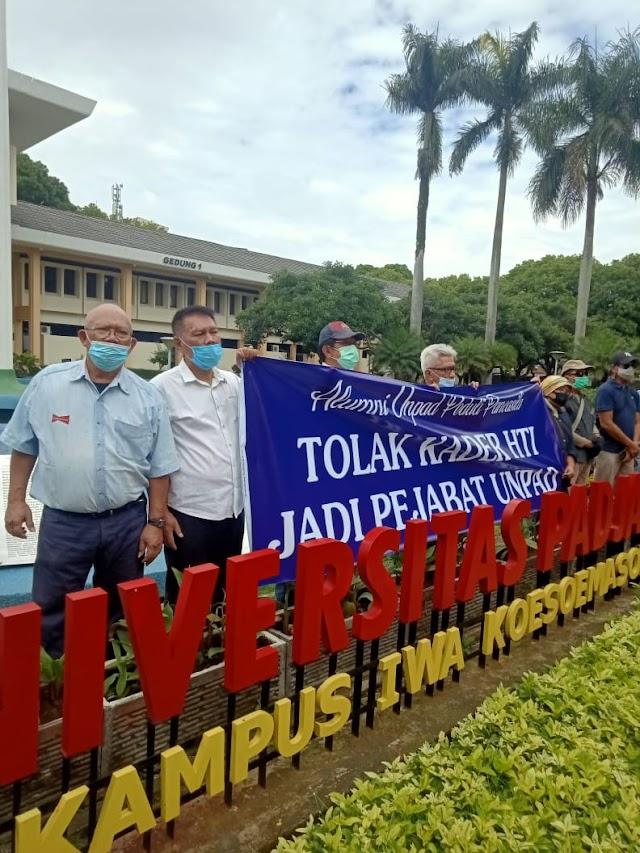 Alumni Unpad Dukung Rektor Batalkan SK Wadek  FPIK Unpad Bandung Terkait HTI