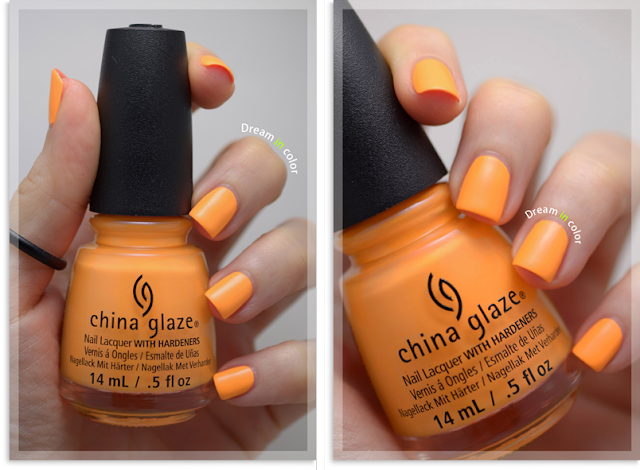 China Glaze Non of your risky business