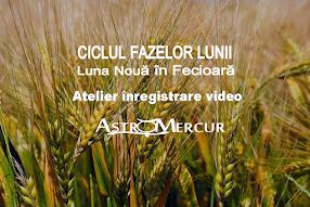 Atelier Astro Mercur - disponibil și în varianta înregistrată