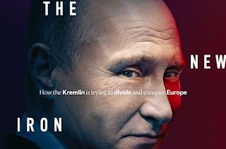 Το σενάριο του Πούτιν για να διαλύσει (και να… ξαναφτιάξει) την Ευρώπη