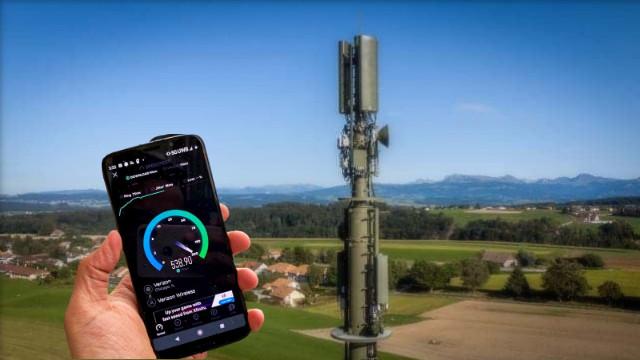 افضل 10 دول تتمتع بأعلى سرعة انترنت و سرعة تحميل 5G