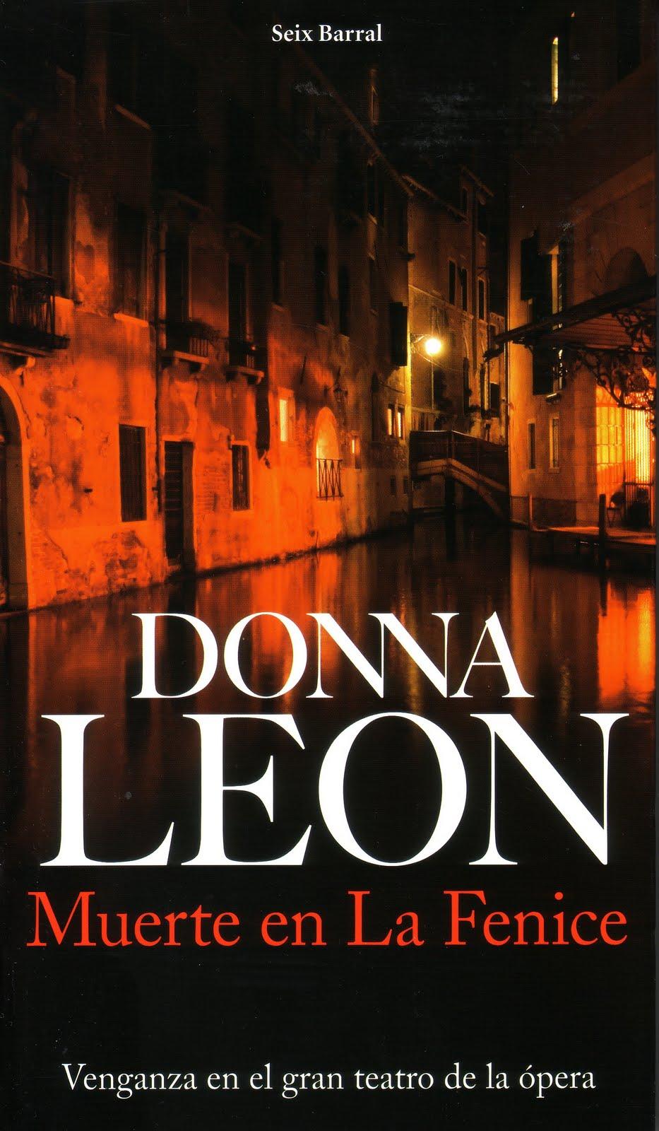 Muerte en la Fenice – Donna Leon