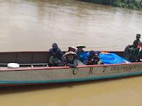 Babinsa Koramil 0910-07/Mentarang Mulai Masuk ke Desa Binaan
