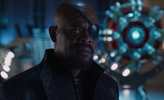 Nick Fury Bermain di Film Terbaru SAW