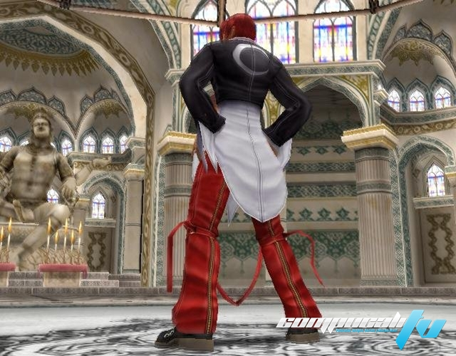 The King Of Fighters Maximum Impact Regulation A PC Emulado Descargar