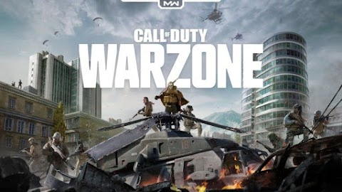 Call of Duty Warzone Ücretsiz Oyunu