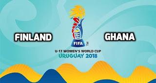 Finland vs Ghana