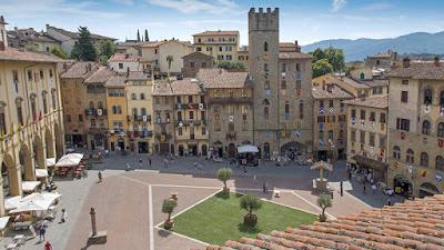 Vacanze in Toscana - Arezzo e provincia - Cosa vedere