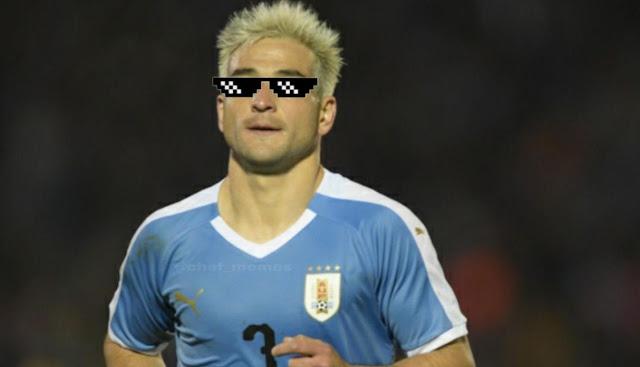 memes de ecuador vs uruguay