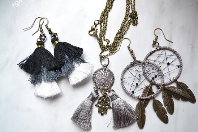 Tutorial: Biżuteria w stylu boho ♥ Beads