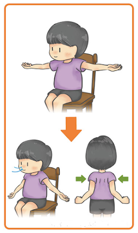 背影減齡沒贅肉!來練「擴胸式體操」讓痠痛、背肉通通神隱