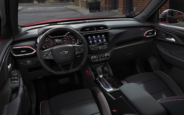 Novo Chevrolet Trailblazer 2021