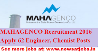 MAHAGENCO-Recruitment-2016