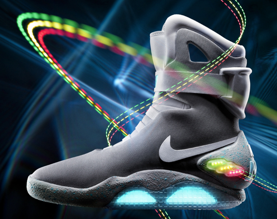 1d1c2221f871 Waaay Back To The Future Nikes 23-Year Journey To Make McFly  Only 1500  pairs are being released