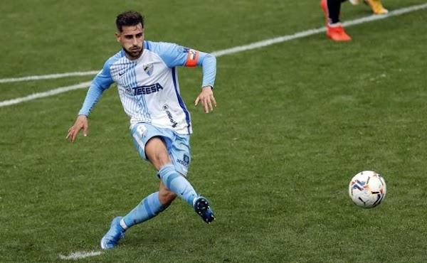 """Luis Muñoz - Málaga -: """"Me queda un año de contrato y ojalá sean muchos más"""""""