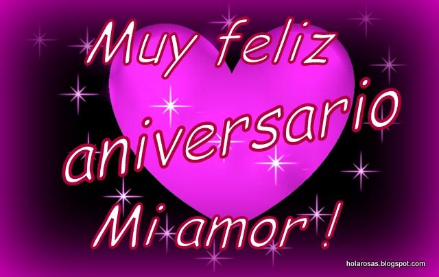 Feliz Aniversario Mi Amor: Feliz Aniversario Mi Amor Para FaceBook Portada