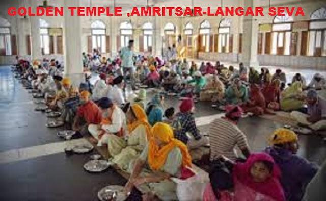 TOURISM-GOLDEN TEMPLE -PUNJAB-AMRITSAR TOURISM