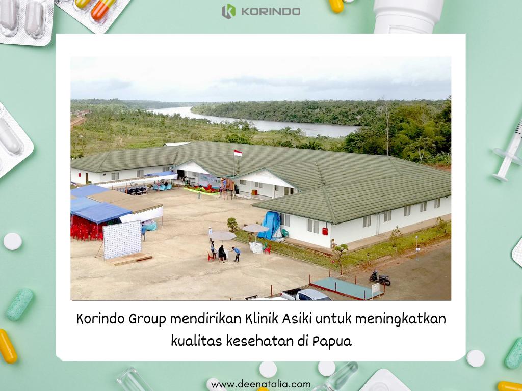 Klinik Asiki Korindo Group