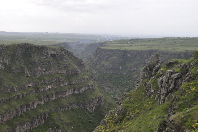 Visiting Armenia and the best sites to see gorge