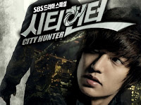 DOWNLOAD STREAMING KOREAN DRAMA CITY HUNTER (2011) FULL EPISODE 1 - 20 HD SUB INDO