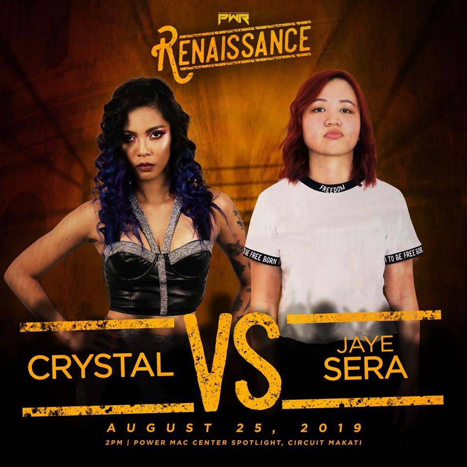 PWR Renaissance Predictions: Crystal vs. Jaye Sera