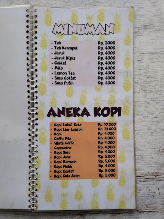 Omah Jadah Mbah Rubi, Selo, Boyolali