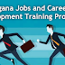 Telangana Jobs and Career Skill Development Training Programs