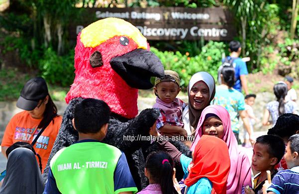 Bird Festival Borneo