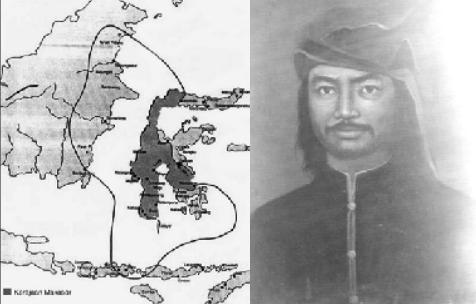 Kerajaan Makasar Goa-Tallo dan Sultan Hasanuddin si ayam jantan dari timur
