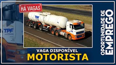 transportadora TPF
