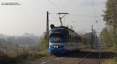 E1 #133, MPK Kraków