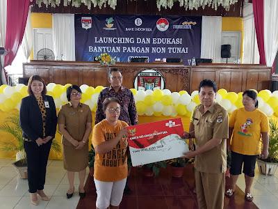 16.678 Keluarga Berhak Menerima Manfaat Bantuan Pangan Non Tunai Minsel