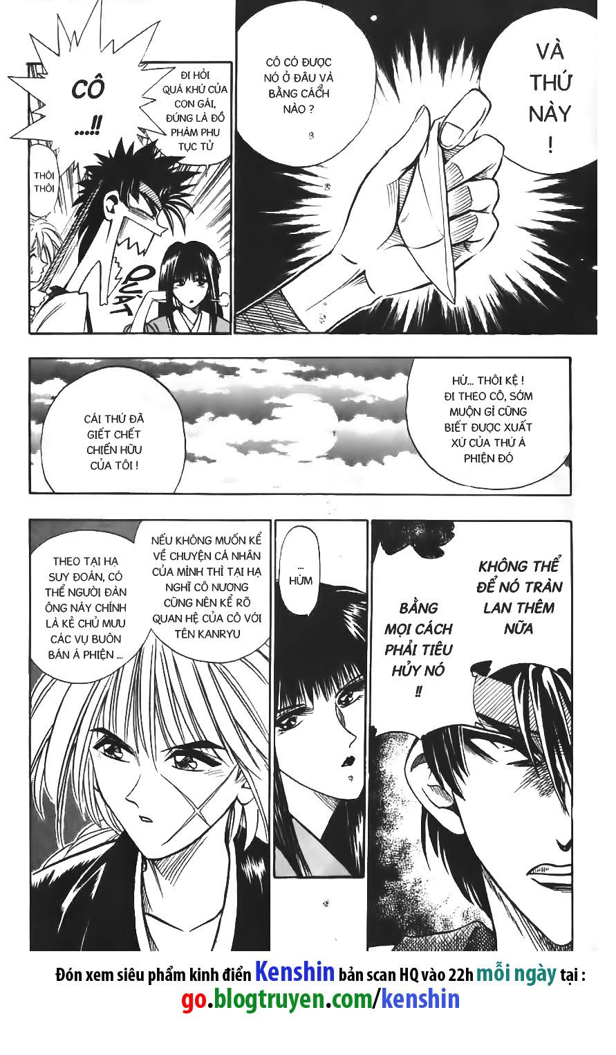 Rurouni Kenshin chap 16 trang 9