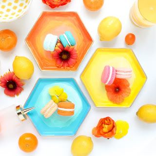 http://www.akailochiclife.com/2016/05/diy-it-abstract-art-hexagon-plates.html