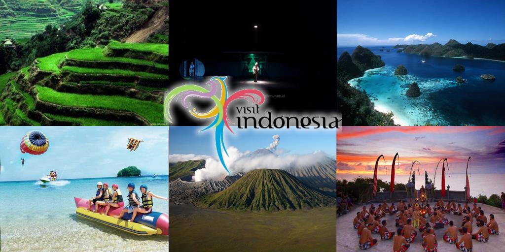 Hasil gambar untuk pariwisata indonesia