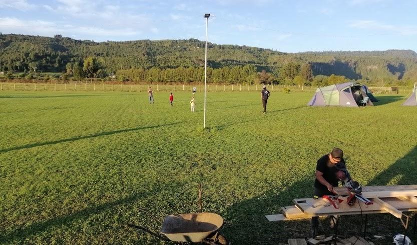 Preparación para Campamento Mantilhue 2020