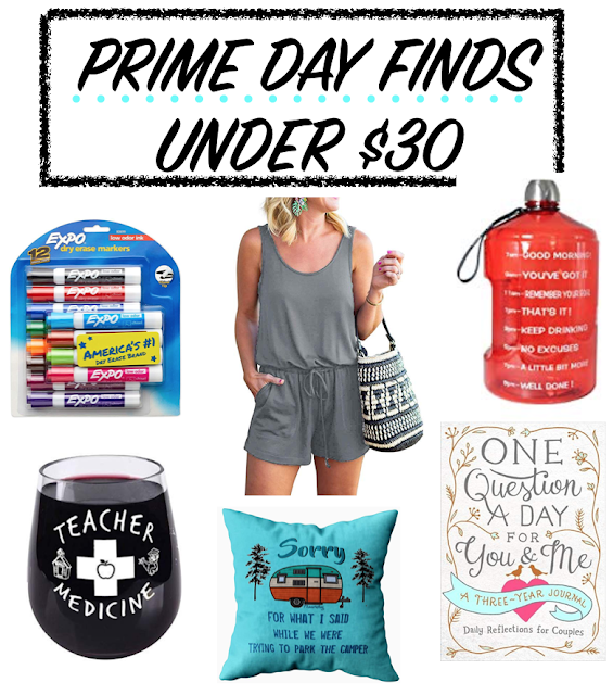 Prime Day Deals Under $30 for Teachers